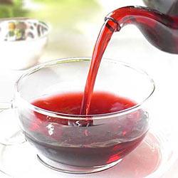 О пользе чая каркаде