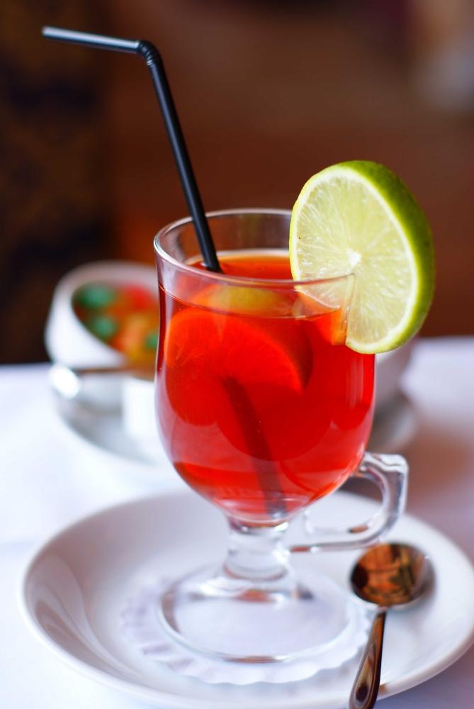 Рецепт чая «Иль-де-Франс»