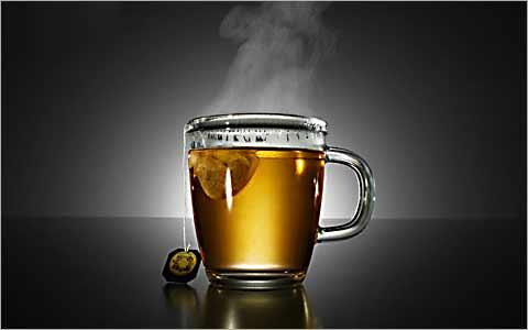 Добрые люди пьют чай