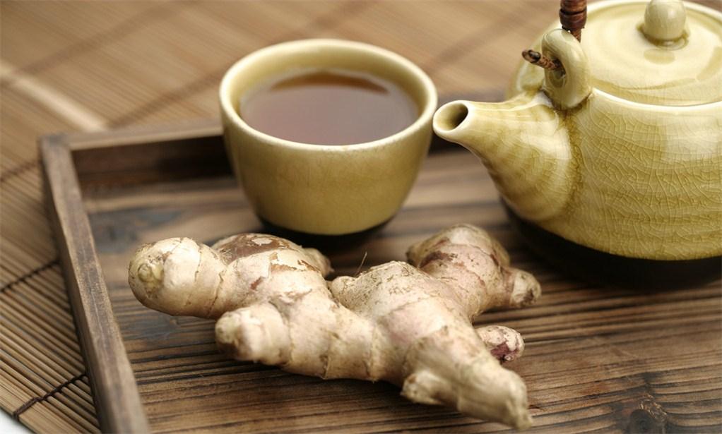 Имбирный чай спасет от простуды