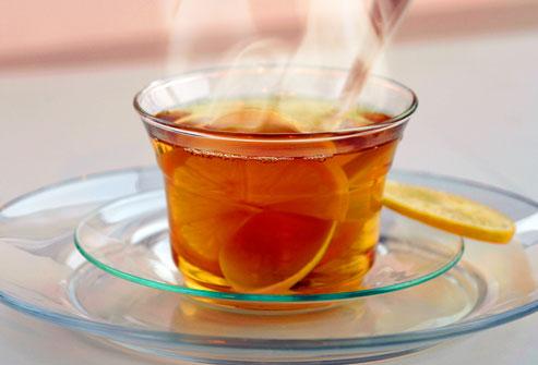Горячий чай может стать причиной рака пищевода