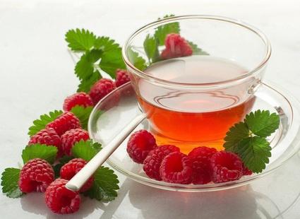Чай с малиной: есть ли польза?