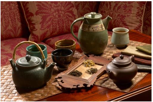 Что необходимо для проведения чайной церемонии?