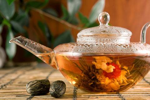 Чай способен предотвратить возникновение инфаркта