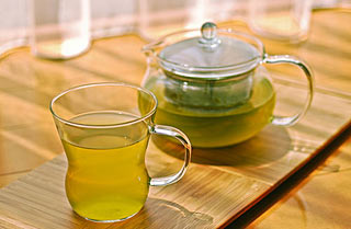 Зеленый чай поможет от акне