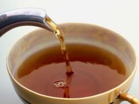 Имбирный чай.