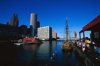В Бостоне из корабля сделают музейный экспонат