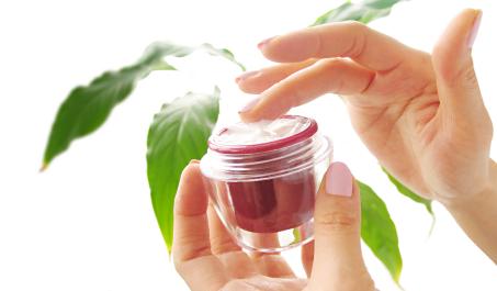 Зеленый чай в косметологии