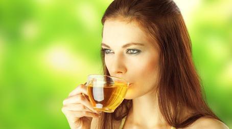 От рака защищает зеленый чай