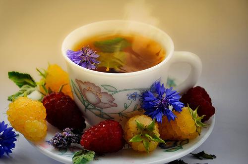 Особенности целебного чая