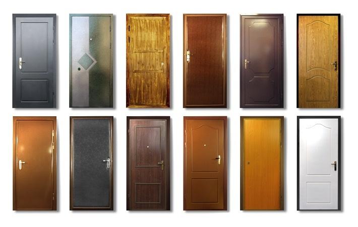Современные входные металлические двери