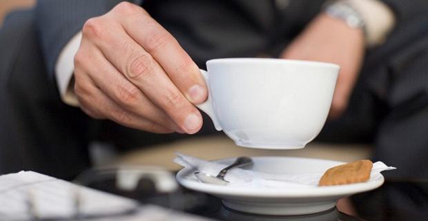 Зеленый чай полезен для мозга мужчин