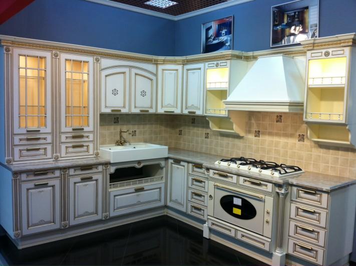 Дизайнерские проекты кухонных гарнитуров