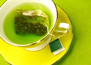 Зеленый чай – лучшее начало дня!