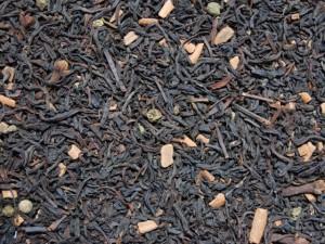 Чёрный чай со специями