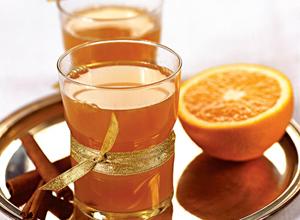 Апельсиновый чай с кардамоном