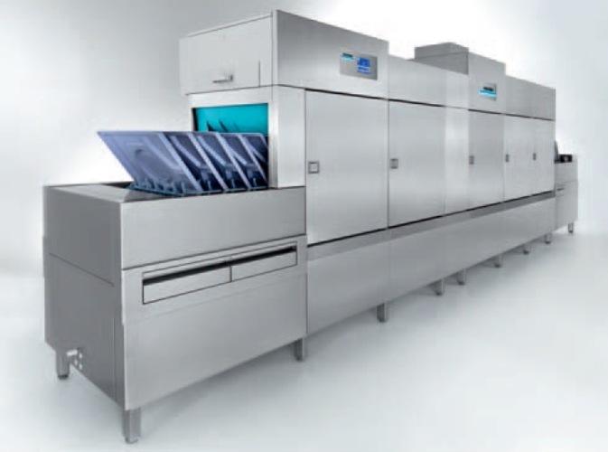 Профессиональное посудомоечное оборудование Winterhalter