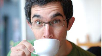 Зеленый чай полезен и для мужчин