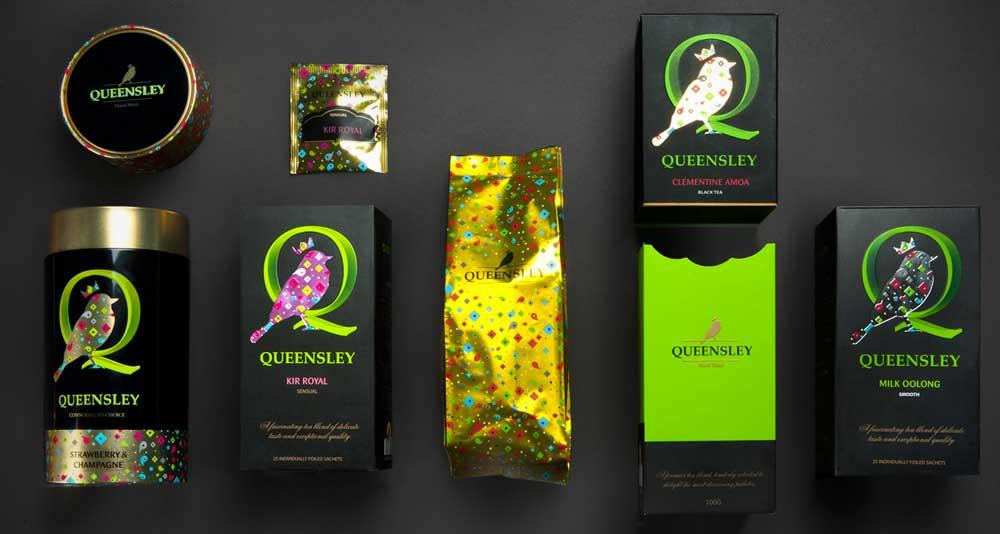 Брендовым агентством Depon WPF и компанией Riston придуман чай для истинных ценителей