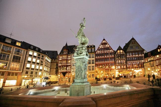 Аренда апартаментов во Франкфурте-на-Майне, Германия