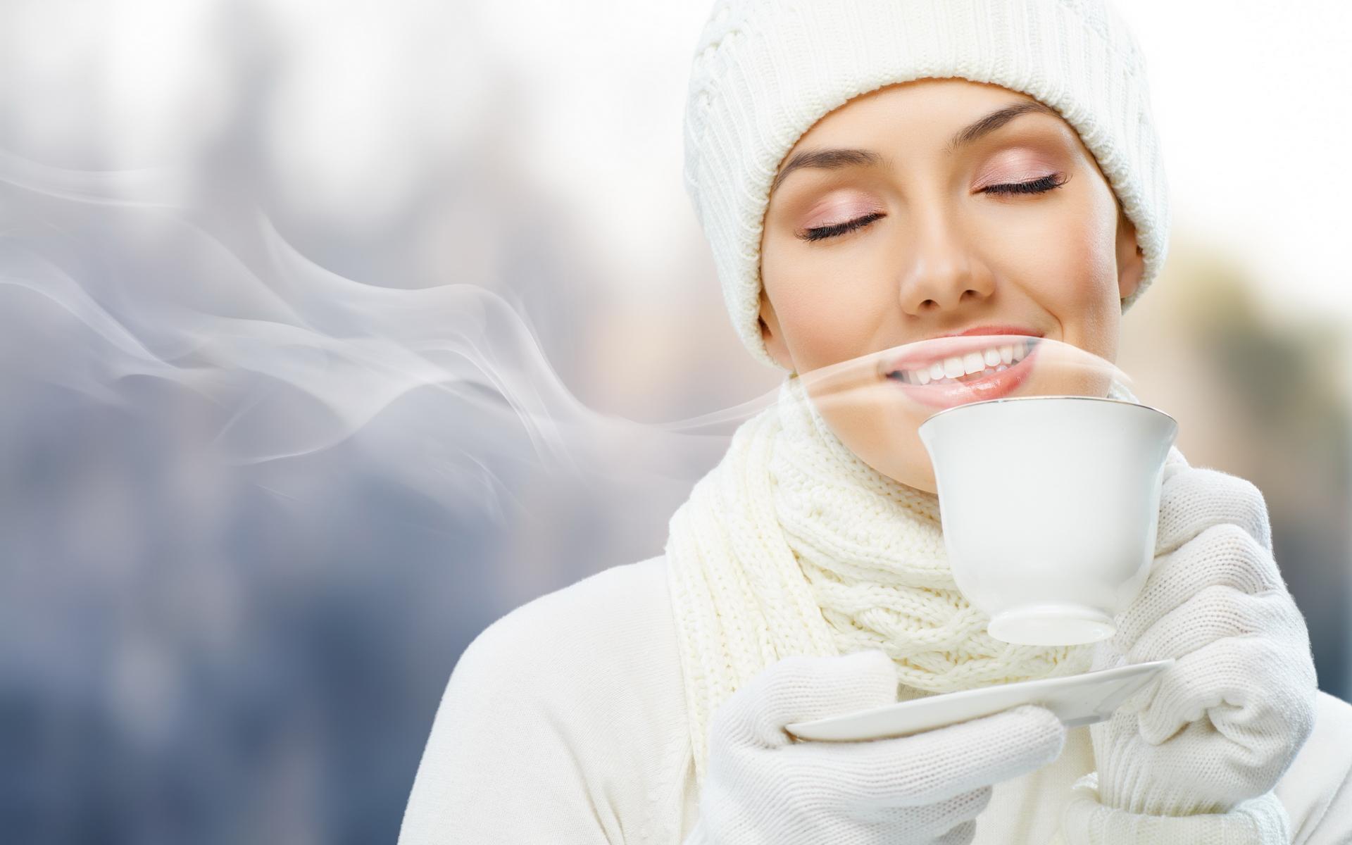 Рецепты полезного зимнего чая