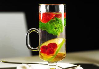 Чай с ягодами Amici mi