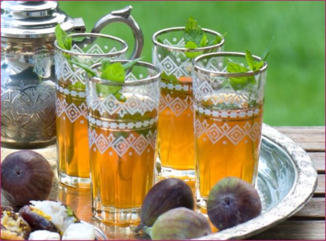 Правильное питание: чай для здоровья