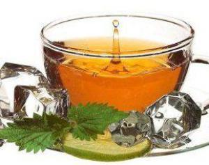 Травяной чай для снижения избыточного роста волос на теле