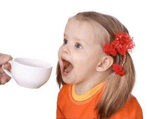 Полезные свойства успокоительного чая для детей
