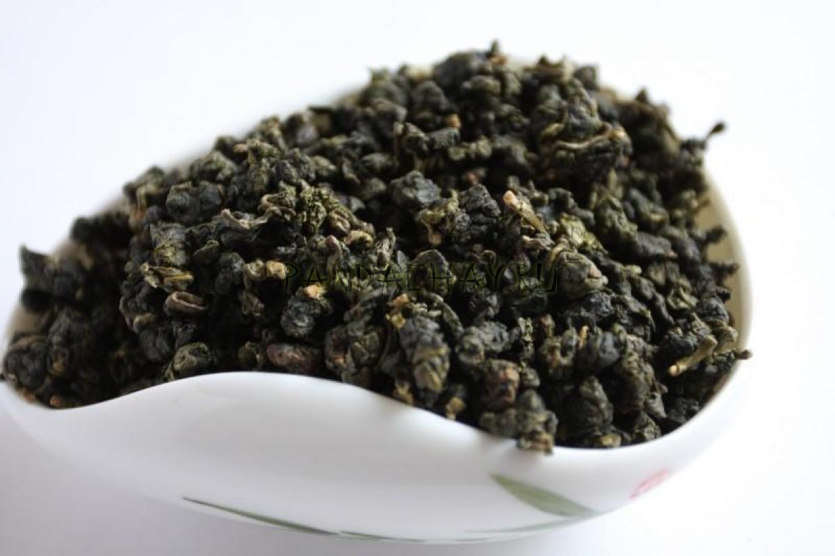 Тайский молочный зеленый чай в Паттайе