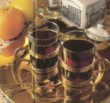 Старый английский чайный пунш