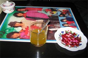 Вьетнамский имбирный чай