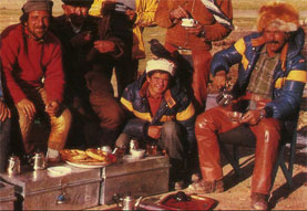 Рецепт киргизского праздничного чая