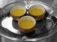 Индонезийский чай с яйцом