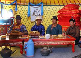 Рецепт монгольского чая