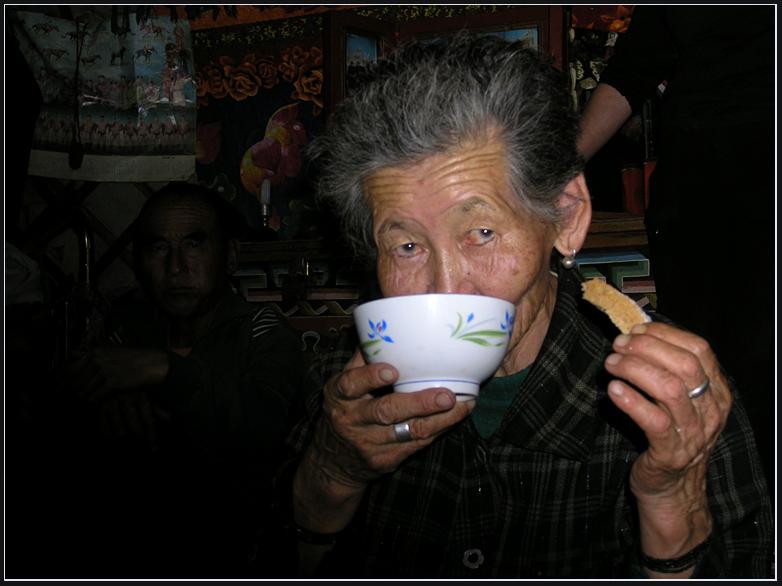 Рецепт молочного чая по-монгольски