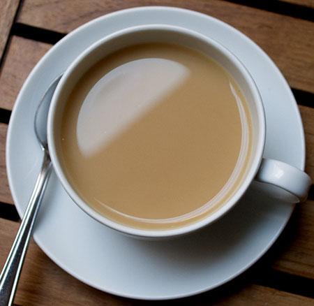 Шотландский чай