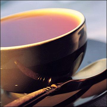 Укрепляющий чай