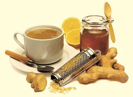Целебные свойства имбирного чая