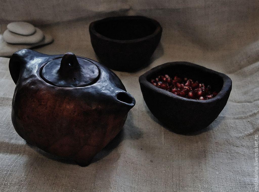 Ритуал чайной церемонии