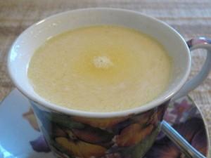Чай по-таджикски с молоком
