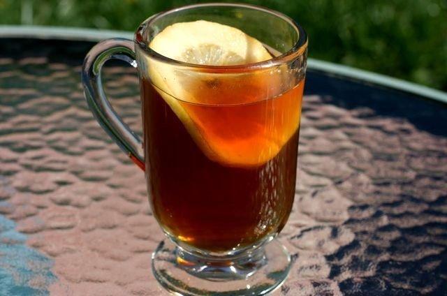 Чай по-кубински