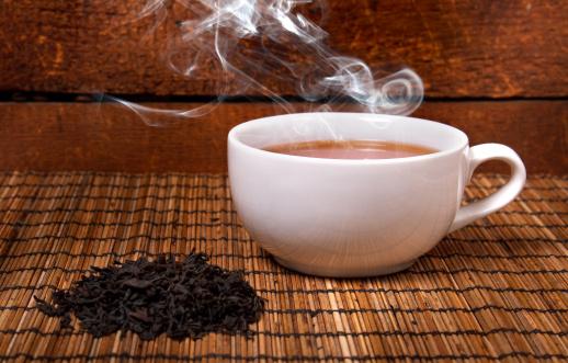 Черный чай может разрушить человеческий скелет