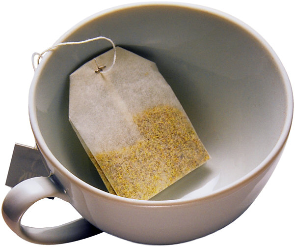 Из чего все-таки сделан чай в пакетиках