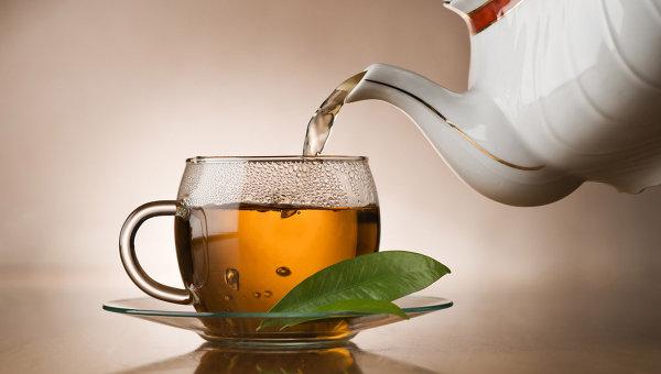 Зеленый чай защитит от инсульта