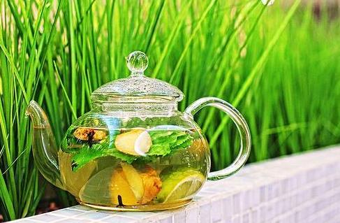 Оригинальный рецепт имбирного чая