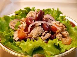 Вкусные рецепты салатов для похудения