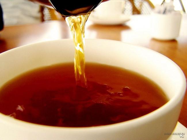 Польза и вред черного чая для здоровья