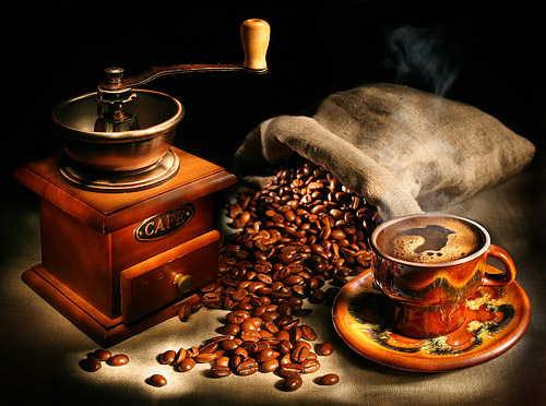 Натуральный кофе: в чем его польза?