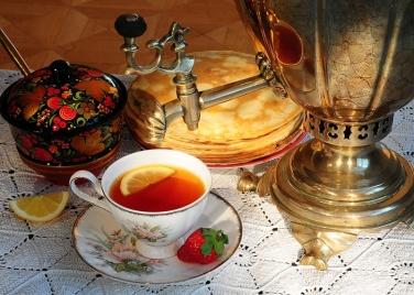Чайная церемония по-русски